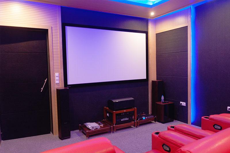 Phòng Phim Chị Tuyết Gamuda